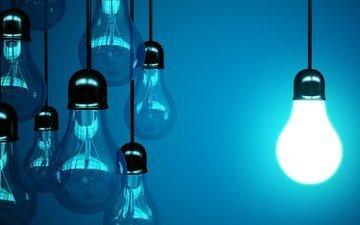 огни, интерьер, дизайн, фон, лампа, энергия, выключение, лампочки, лампочка, лампы