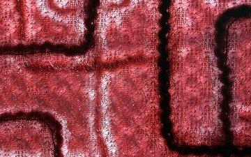 текстура, макро, узор, ткань
