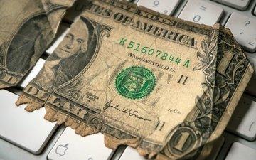 macro, keyboard, money, dollar