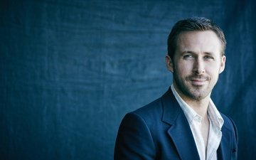 background, smile, actor, toronto international film festival, ryan gosling, la la land