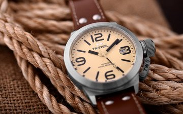 watch, rope, arrows, dial, strap