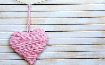 background, heart, board, love