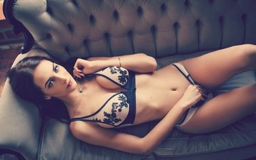 girl, look, figure, body, beautiful