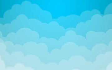 clouds, texture, background, color, blue