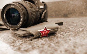 star, victory day, the camera, may 9, pussy