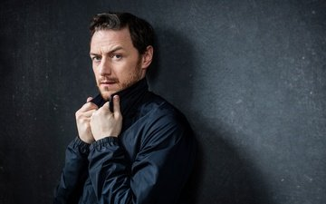 background, look, actor, james mcavoy