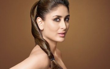 look, hair, face, actress, braid, india, kareena kapoor