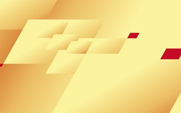 yellow, background, color, red, line, geometry