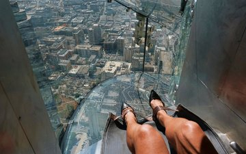 girl, the city, legs, stay, extreme