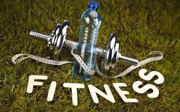 натюрморт, фитнес