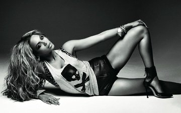 black and white, singer, beyonce, photoshoot