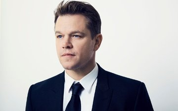 look, actor, costume, matt damon