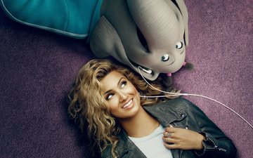 cartoon, american singer, comedy, zveroboy, tori kelly, voice, elephant mine