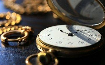 часы, цепочка, циферблат, карманные часы