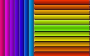 полосы, линии, цвет, фигуры, вертикальные, горизонтальные