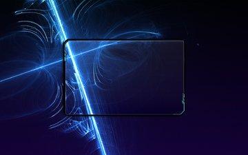 экран, приветствие
