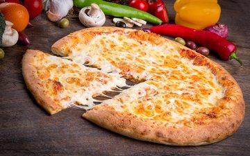 сыр, овощи