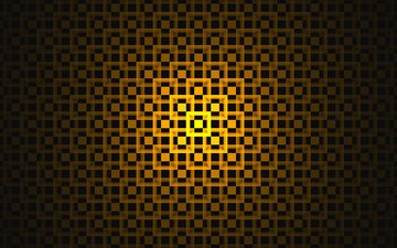 light, abstraction, pattern, mosaic, squares