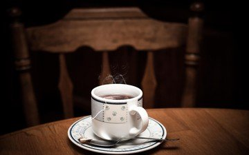 drink, table, saucer, cup, tea