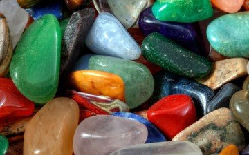 stones, macro, colorful, colored, pebbles