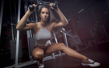 girl, model, fitness, the gym, training, trainer, janna breslin, jeanne breslin