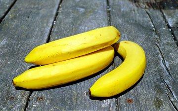 фрукты, плоды, бананы