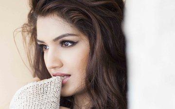 eyes, girl, brunette, model, lips, face, actress, celebrity, bollywood, indian, tara alisha berry