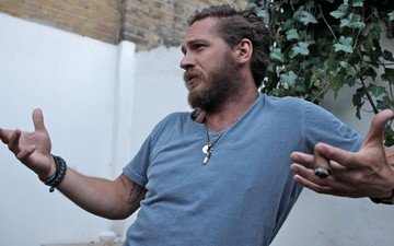 actor, cigar, beard, celebrity, tom hardy