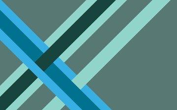 полосы, линии, дизайн, синий, черный, линия, материал, геометрия
