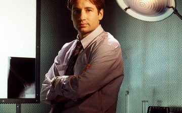 actor, the film, face, male, david duchovny, the x-files, fox mulder