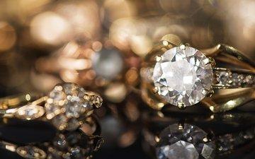 золото, драгоценности, бриллианты, драгоценный камень, золотые украшения