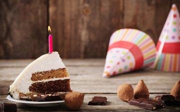 candy, chocolate, sweet, birthday, cake, dessert, maya kruchenkova