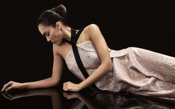 платье, модель, актриса, джесика альба, знаменитость