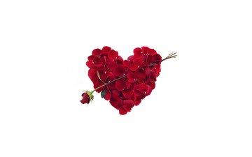сердце, романтика, ipad, айфон, retina