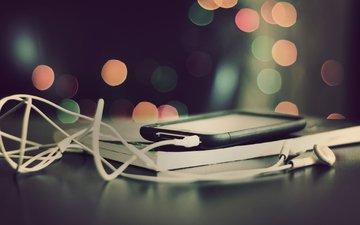 наушники, плеер, смартфон, смарфон