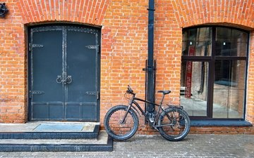 style, office, bike, loft