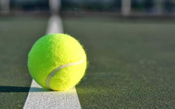 sport, the ball, tennis