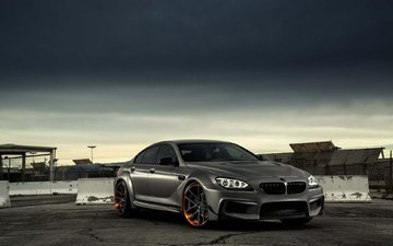 tuning, cars, bmw, wheels, bmw m6 gran coupe, bmw m6