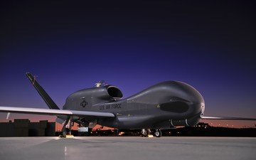 usa, unmanned aerial vehicle, northrop grumman rq-4, uav