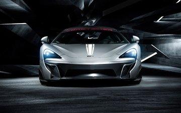 car, supercar, mclaren, mclaren 570-vx, mclaren 570