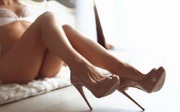 девушка, ноги, туфли, красиво, шикарно, женские ножки, длинноногие