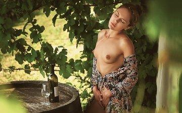 грудь, руки, соски, анжелика, мечтает, там, эликсир, пробует, любви
