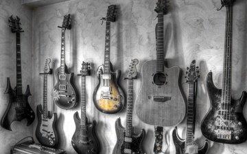 музыка, гитары