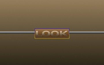 обои, взгляд, логотип, заставка, сайт