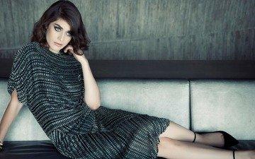 платье, актриса