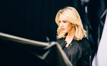 hair, singer, ellie goulding, girl