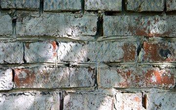 style, wall, brick, masonry fence