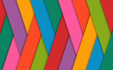 strip, abstraction, colorful