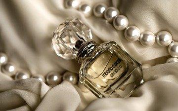pearl, aroma, perfume, bottle