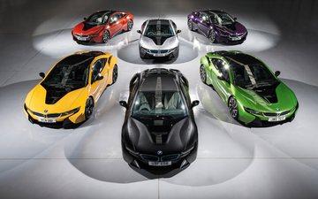 автомобили, бмв, bmw i8, electro cars
